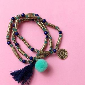 Plunder bracelets set of 3